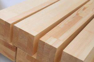 glued wood